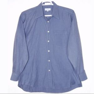 Christian Dior Long Sleeve 16 1/2 Shirt 34/35